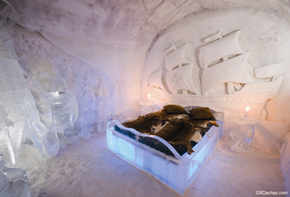 ICEHOTEL by Dachez