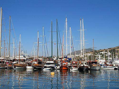 Dodrum Marina, Turkey
