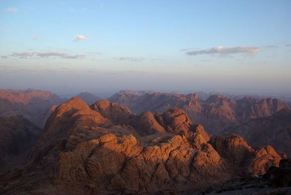 Mount_Sinai_by_Berthold_Werner