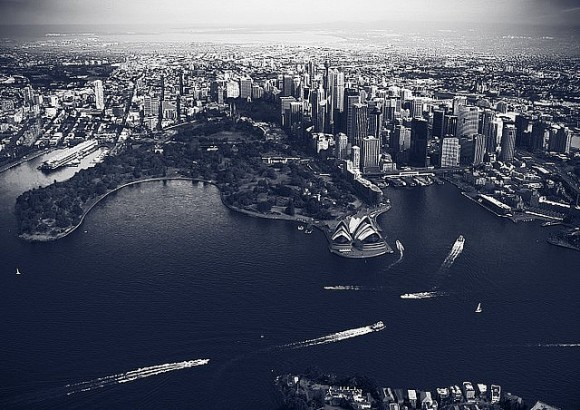 Sydney by Gregory Bastien (creative commons)