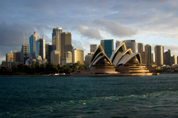 View of Sydney Opera House during the Day Photo by- Corey Leopold, Creative Commons