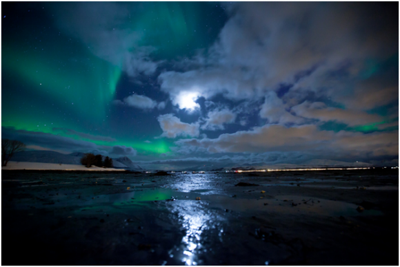 Northern Lights ( creative commons)