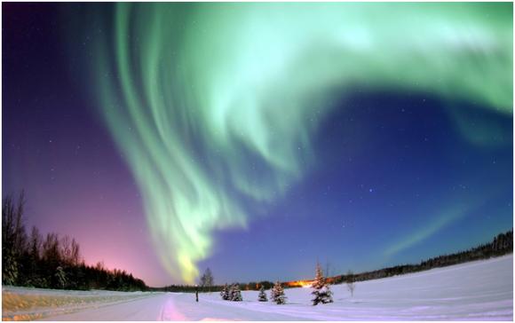 Aurora Borealis (creative commons)
