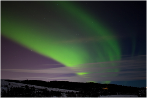 Northern Lights (creative commons)