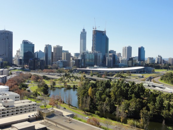 Perth, Australia (Creative Commons)