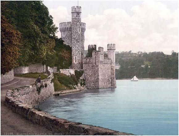 Blackrock Castle, Co. Cork (www.old-picture.com)