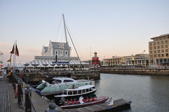 Victoria and Alfred Waterfront, Cape Town (Creative Commons)