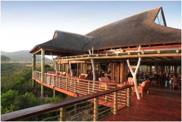 Garden Route lodges, South Africa (creative commons)