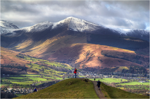 Latrigg is perfect for beginner walkers that want to hone their hiking skills