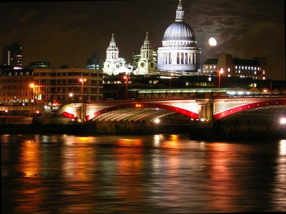 London by cybaea via Flickr (Creative Commons)