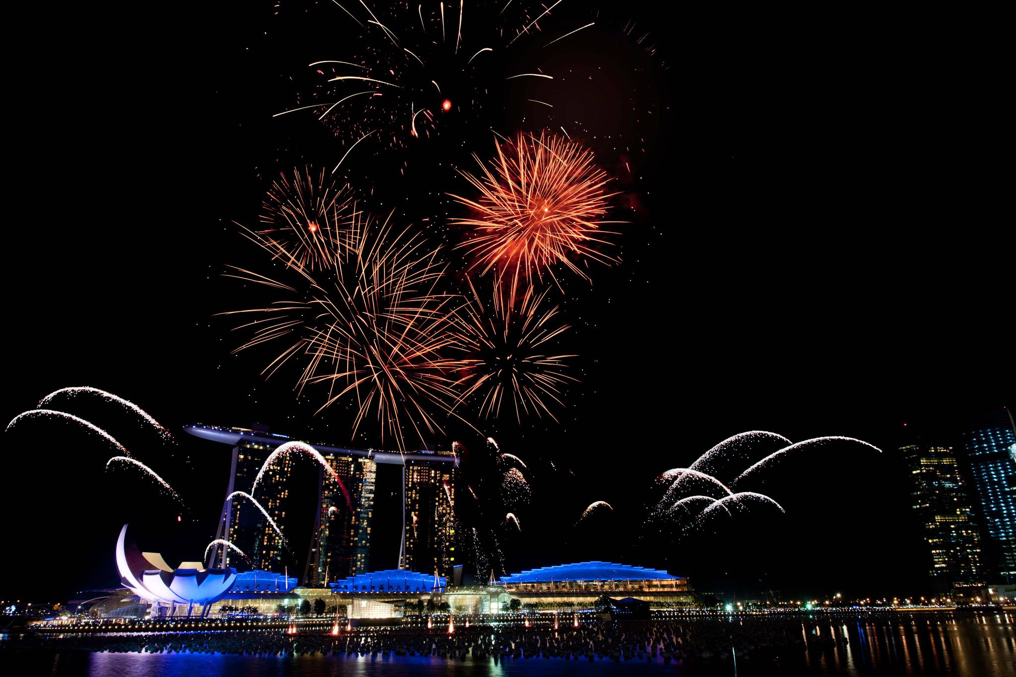 Marina Sands Bay, Singapore