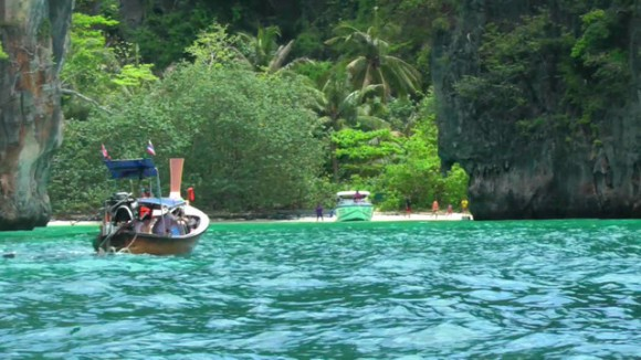Kho Phi Phi, Thailand (Creative commons)