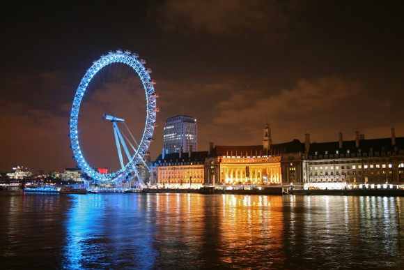 London Eye (Creative Commons)