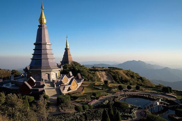 Chiang Mai, Thailand (Creative Commons)