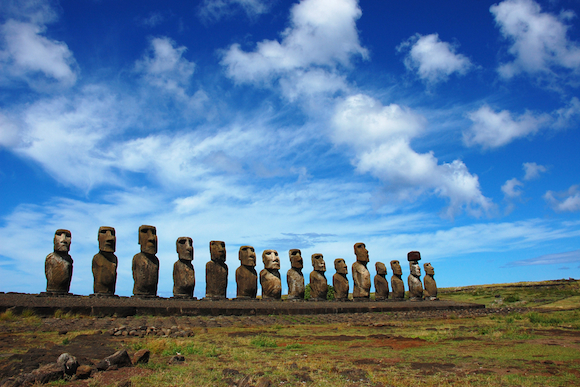 Easter Island, Chile (Creative Commons)