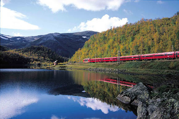 Bergen Line, Norway (Creative Commons)