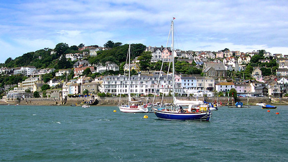 Charming Salcombe (Creative Commons)
