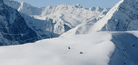 This Winter, Plan A Vacation That Gives You True Freedom—Heli Skiing