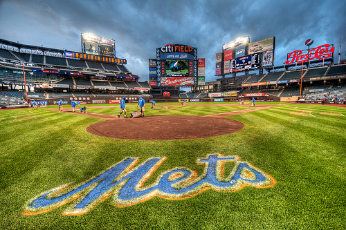 Citi Field, Home to the Mets (Creative Commons)
