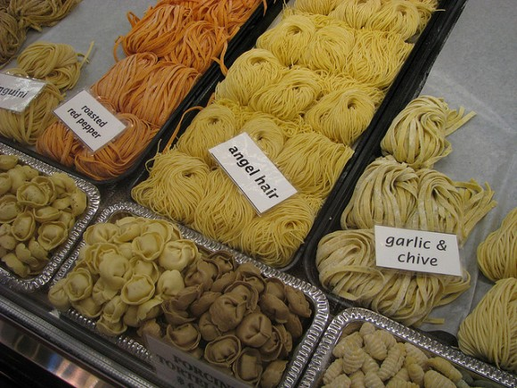 Ohio Pasta by Flickr user Ron Dauphin (Creative Commons)