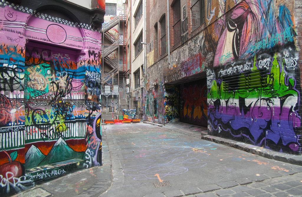 The 6 Best Places to See Street Art in Melbourne