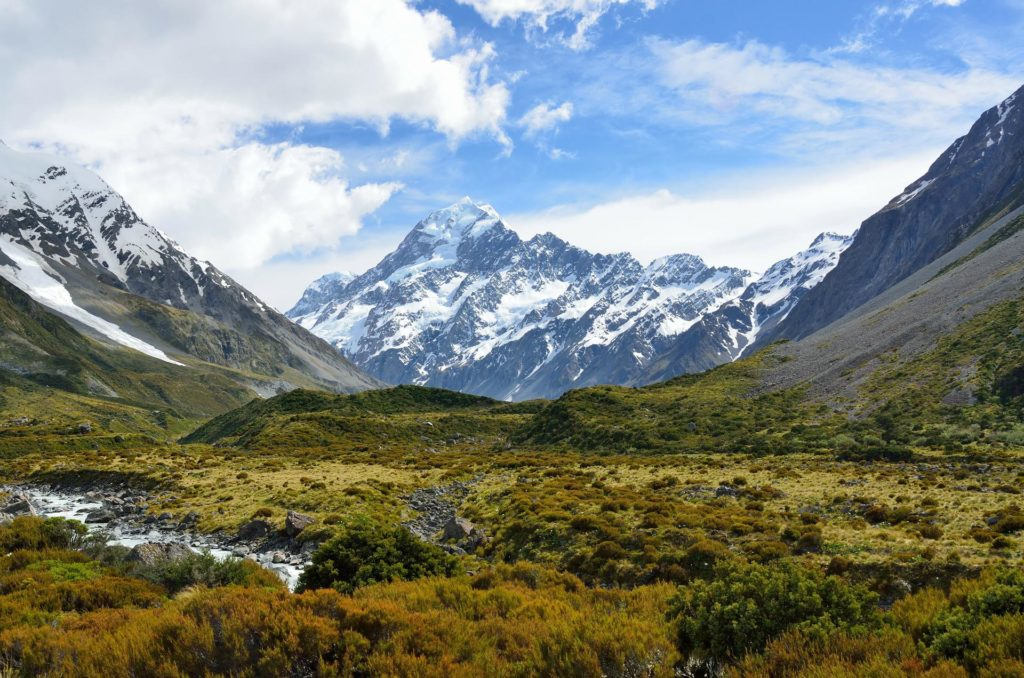 The Most Breathtaking Sites on New Zealand's South Island