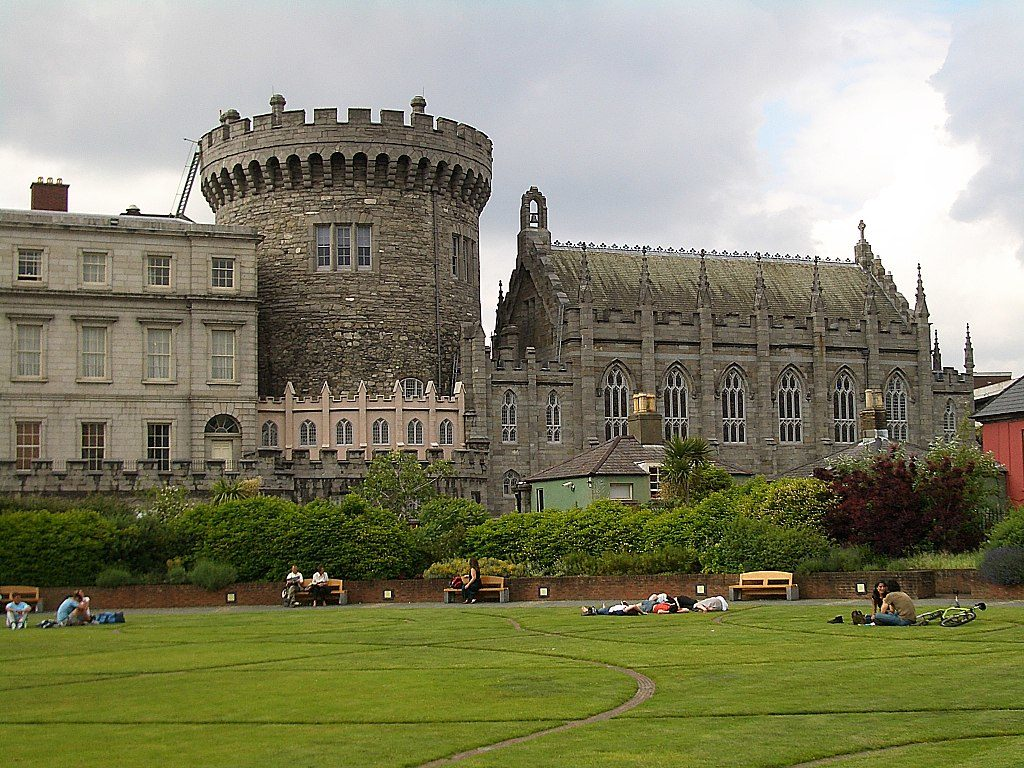 Move to Ireland for the Castles