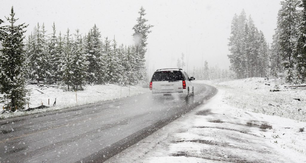 Tips for Preparing for a Solo Winter Road Trip